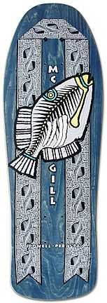 Model: Mike McGill Artist: Sean Cliver Company: Powell Peralta Release Date: 1989