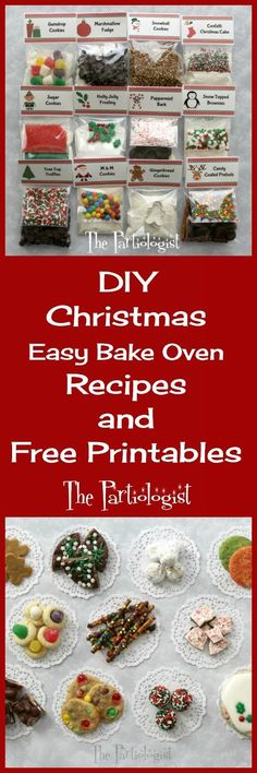 The perfect gift does exist!  Well, the perfect gift for the little baker in your life.  I still get excited when I buy an Easy Bake Oven a...