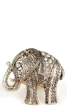 Tribal Elephant MMC Tribal Elephant, Elephant Ring, Elephants, Bronze, My Style, Rings, Pretty, Shopping, Accessories
