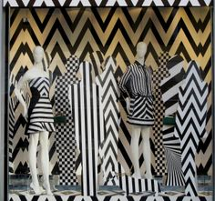 PINKO, Milan, Italy, lines,stripes and squares, pinned by Ton van der Veer