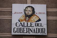 Calle del Gobernador ( Madrid )