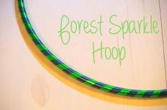 3/3 OD HDPE Snug Fit Hula Hoop: $31 via Etsy.  This hoop was inspired by the forest and the jungle. Though I'm a technology junkie, I think it's important too to step outside and take in the nature that surrounds us. When you think of places like Patagonia and the amazon forest, you can only marvel at the amazing colors, plants, animal diversity, and in general just life and springs from there.  #hooping #hoopingforlife #hoopsales #Etsy #hoopalicious #happiness #hulahoops#hoopflow #HDPEhoop