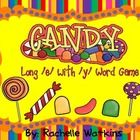 Long /e/ with /y/ word game. This can be played in small groups or literacy centers. Y Words, Word Sorts, Word Games, Literacy Centers, Cool Cards, Small Groups, Guy, Classroom, Teaching