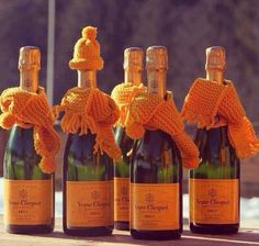 baby,it's cold outside The Sporting Life, Veuve Clicquot, Its Cold Outside, Wines, Champagne, Beverages, Bubbles, Cocktails, Christmas Ornaments