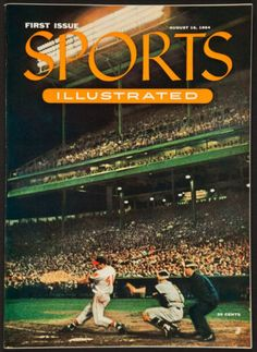 A cool Dad s Day gift is a framed vintage Sports Illustrated cover. Sports  Illustrated Covers fa4ff15e3023