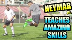 Neymar Jr shows four great moves to beat a defender & we analyse & reveal the secrets behind them!