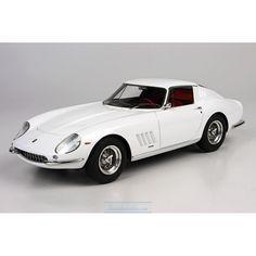 1966 FERRARI 275 GTB4 WHITE