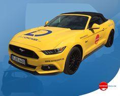 Mieten Sie jetzt günstig einen neuen Ford Mustang 2015 bei der Autovermietung Buchbinder. Ford Mustang fahren ist jetzt noch einfacher durch Mustang Miete