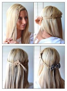 The Philosophy di Lorenzo Serafini: Romantic Hairstyle for Wedding Guest