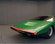 Alfa Romeo Carabo by Benedict Redgrove