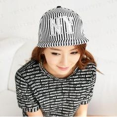 Buy '59 Seconds � 'NY' Appliqu� Striped Baseball Cap' with Free International Shipping at YesStyle.com. Browse and shop for thousands of Asian fashion items from Hong Kong and more!