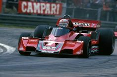 John Watson Brabham BT45B   Zolder 1977