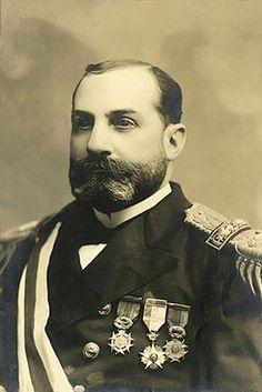 Jorge Montt Álvarez, Duodécimo Presidente de Chile 1891 - 1896