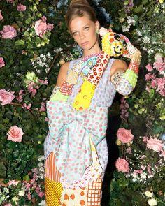 """Moschino's Instagram post: """"Moschino Spring 2022 @lexiboling #lexiboling #moschino @jeremyscott photo @marco_ovando #marcoovando @carlynecerfdedudzeele #cerfstyle…"""" Moschino, New York Fashion, Backstage, Runway, Spring Summer, High Neck Dress, Collection, Shopping, Instagram"""