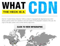 What is a CDN and Why you need a CDN Interesting but probably too expensive for me! Will definitely keep this in mind though