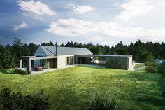 Trutnov - Rodinný dům na Červeném Kopci V. - ROSA architekt