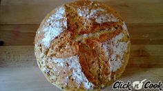 Pain aux graines cuisson cocotte- companion moulinex (sonia b) Savoury Baking, Baking Recipes, Banana Bread, Cooking, Desserts, Kefir, Food, Cooking Recipes, Oven Cooking