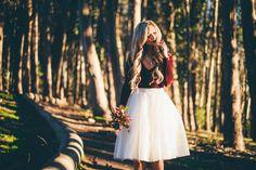 The Ashley tulle skirt