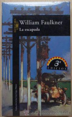 Hoy, miércoles 25 de septiembre, celebramos y leemos al Maestro William Faulkner