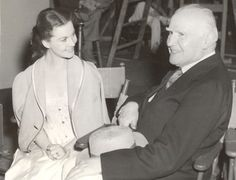 On set of Gone with the Wind