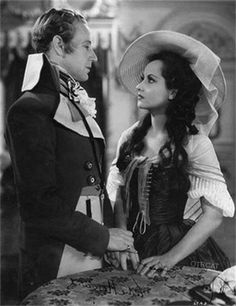 The Scarlet Pimpernel 1934 - Leslie Howard and Merle Oberon