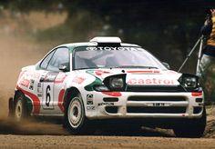 1993 - Juha Kankkunen (Toyota Celica ST185 Turbo 4WD)