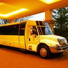Denver Party Bus - 303-699-7788 Www.limoservicedenver.com #denverlimo #partybus #limobus