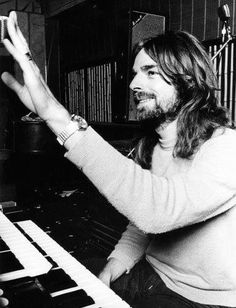 Richard Wright of Pink Floyd - 28 July 1943 – 15 September 2008                Rest in Peace