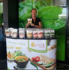 Satvik Foods. Australian Made whole food Dhal Quinoa  satviksfoods.com.au
