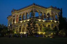 The Ruins, Talisay City, Philippines