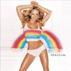 Mariah Carey: Rainbow...This album helped me so much in 2000'.  =) Love her inspirational music too.