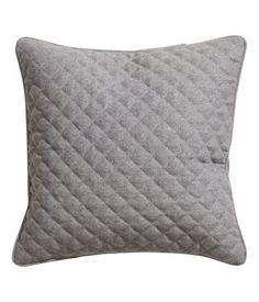 H&M Quilted cushion cover £12.99