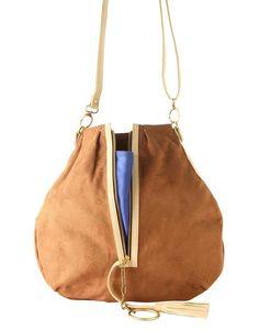 Gorgeous brown bag. WOW! - cooliyo.com