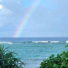 こんにちは まもなく11月ですがまだまだ沖縄は夏ですよ 夏を感じたい方は沖縄へ いやいやシーナサーフへお越し下さい笑 暖かい海と温かいスタッフがお待ちしています #沖縄 #okinawa #沖縄旅行 #trip #海 #sea #サーフィン #surfing #虹 #rainbow #夏 #summer #シーナサーフ #seanasurf