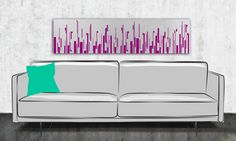 Sofa_metro_90x30 Led Licht, Sofa, Couch, Furniture, Home Decor, Lights, Settee, Settee, Decoration Home