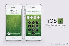 Una Aproximación a lo que Podríamos ver en iOS 7 [Vídeo]