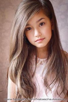 Natascha Aisawan ; Half-Thai/Half German <3 cto