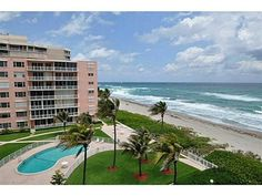 3009 S Ocean Blvd # 604, Highland Beach, FL 33487 — Outstanding apartment with opened up kitchen & great room. Custom mirrored wall, updated kitchen,tray ceiling,fine cabinetry with lazy susan appointments,granite counters,glass-topped stove.New high impact glass,window treatments.Painted 1 year ago.