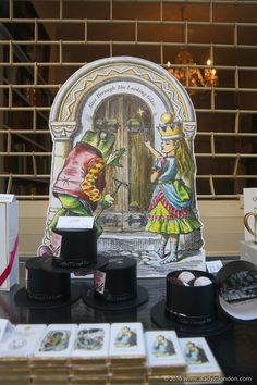 Alice Through The Looking Glass Shop, London