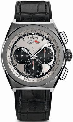 Zenith Defy El Primero 21  Join us at www.alphareboot.com for the best watches, gadgets and life advice!