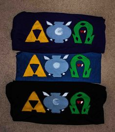 The best letters in Hyrule! (Legend of Zelda theme) @jlcwestminnie13