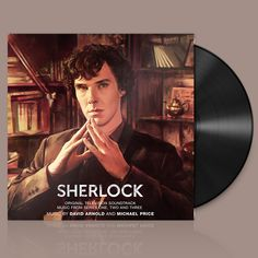 Coming soon from Silva Screen Records - David Arnold and Michael Price's music from Sherlock Series One, Two and Three on Limited Edition Vinyl!