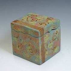 hard slab box - Debbie Henson