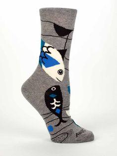 Blue Q Socks   www.blueq.com