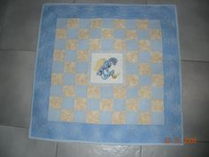 Bunny Rug - Charity quilt