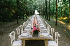 Un matrimonio vintage e bohémien nel bosco   Wedding Wonderland