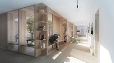 WE Shares First Prize for Danish Psychiatric Hospital   ArchDaily