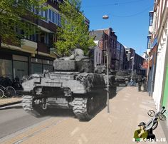 Groningen, 1945 Military Vehicles, Ww2, World War