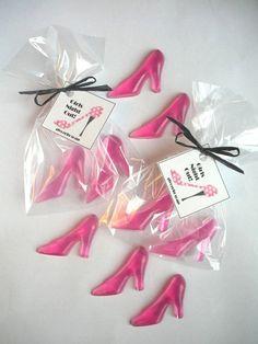 barbie paris party via brownbagbathbars on etsy emily eshelman barbie bridal shower
