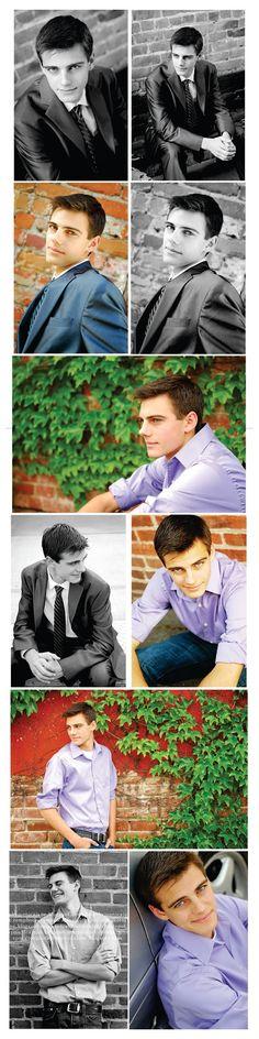 Senior guy // portraits